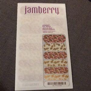 Jamberry Nail Wraps Fall La La